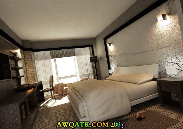 غرفة نوم فنادق شيك وجديدة
