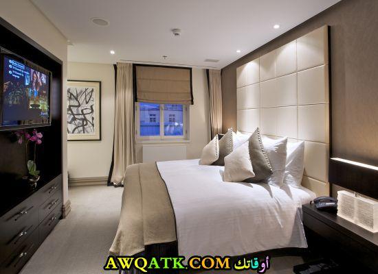 غرفة نوم شيك وجميلة جداً تناسب مختلف الأذواق