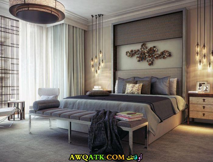 غرفة نوم فنادف مودرن رائعة
