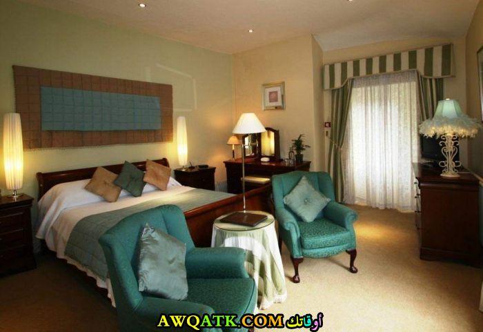غرفة نوم فنادق في منتهي الجمال والشياكة