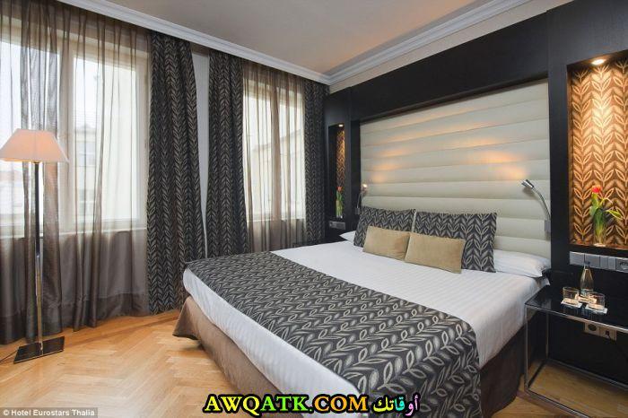 غرفة نوم فنادق 5 نجوم فخمة جداً