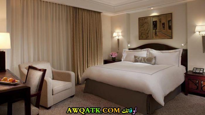 غرفة نوم فنادق روعة وشيك