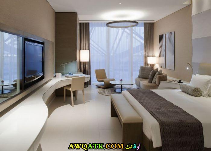 غرفة نوم فنادق في منتهي الشياكة