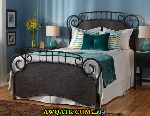 غرفة نوم فورجيه سوداء