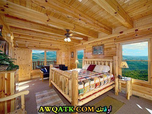 غرفة نوم بيج روعة