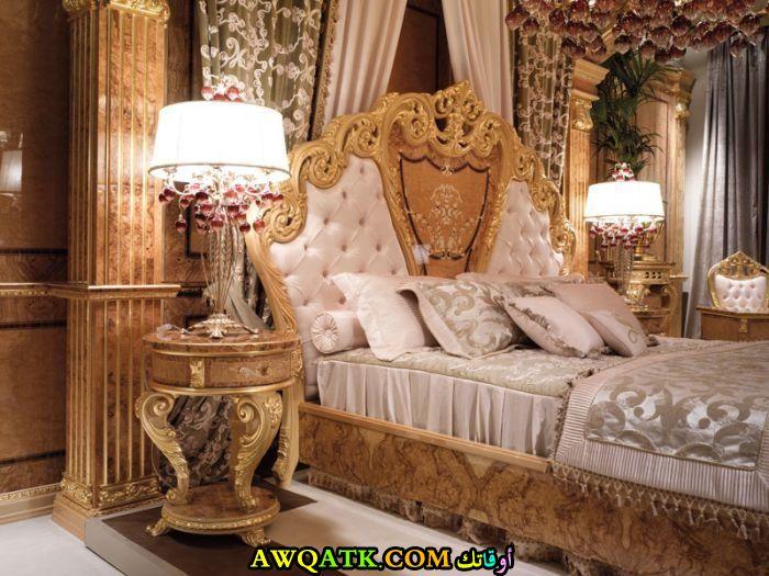 غرفة نوم قصور فخمة روعة وشيك