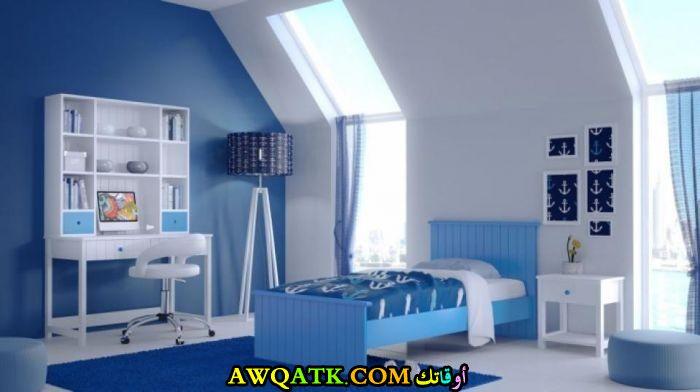 غرفة نوم جديدة 2017 باللون اللبني