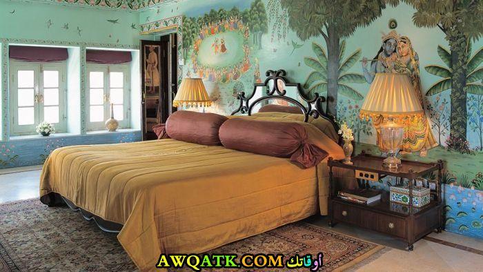 غرفة نوم هندية روعة 2017