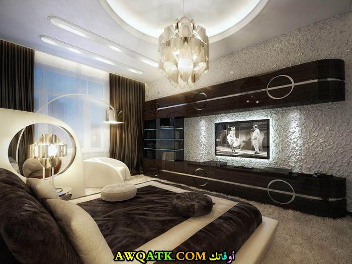 غرفة نوم هندية شيك