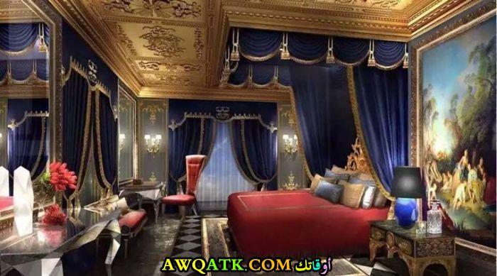 غرفة نوم في منتهي الجمال والروعة