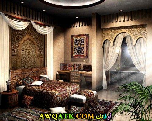 غرفة نوم هندية رائعة 2017