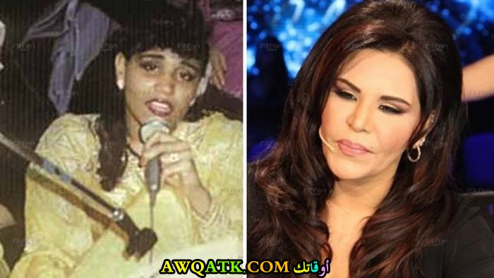 أحلام قبل و بعد الشهرة