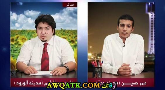 أحدث صورة للفنان السعودي أحمد فتح الدين