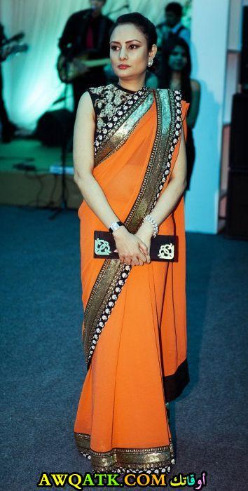 أحدث صورة للفنانة الهندية أديتي براتاب