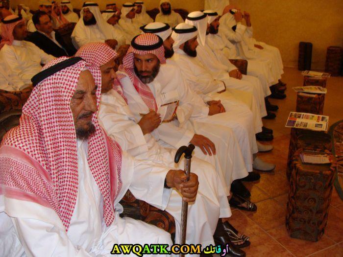 صورة الفنان السعودي إبراهيم العنيزان صورة جميلة وروعة