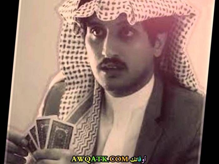 الفنان السعودي علي الكلثمي