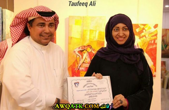 أحدث صورة للفنان السعودي جميل القحطاني