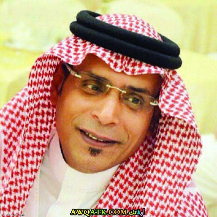 أحدث صورة للفنان السعودي جميل علي