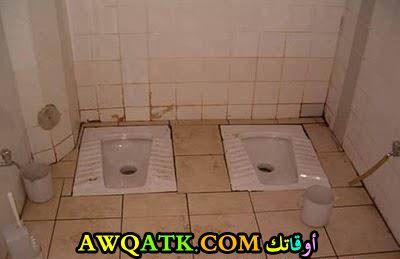 حمام مشترك
