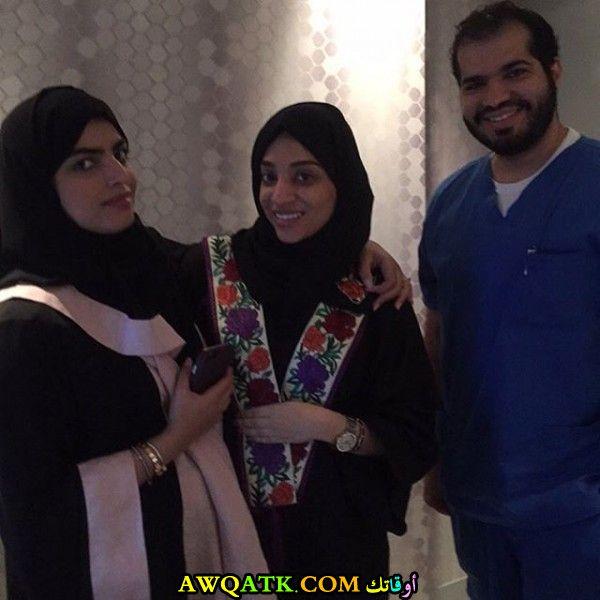 أحدث صورة للفنانة السعودية خيرية أبو لبن