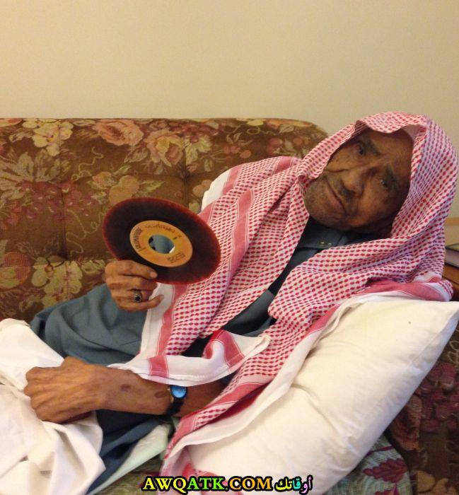 بوستر الفنان السعودي سالم الحويل