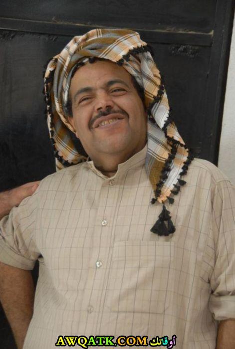 بوستر الفنان السعودي سعد الصالح
