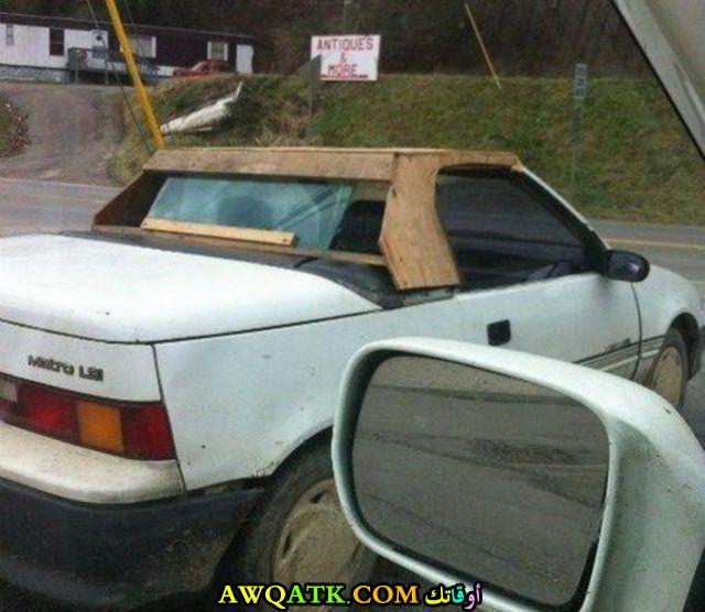 سقف خشبي