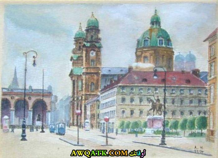 شوارع المانيا