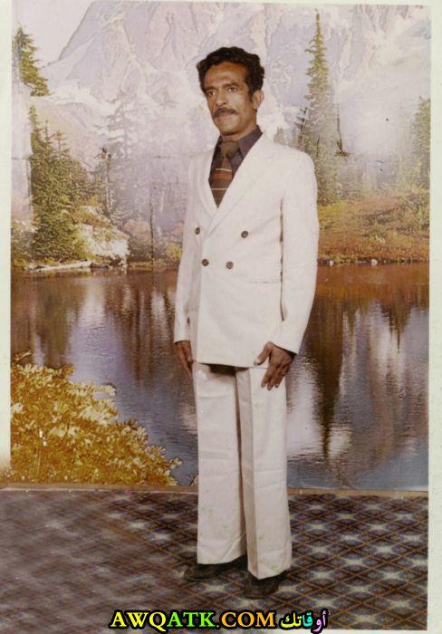 صورة قديمة للمغني طاهر الأحسائي
