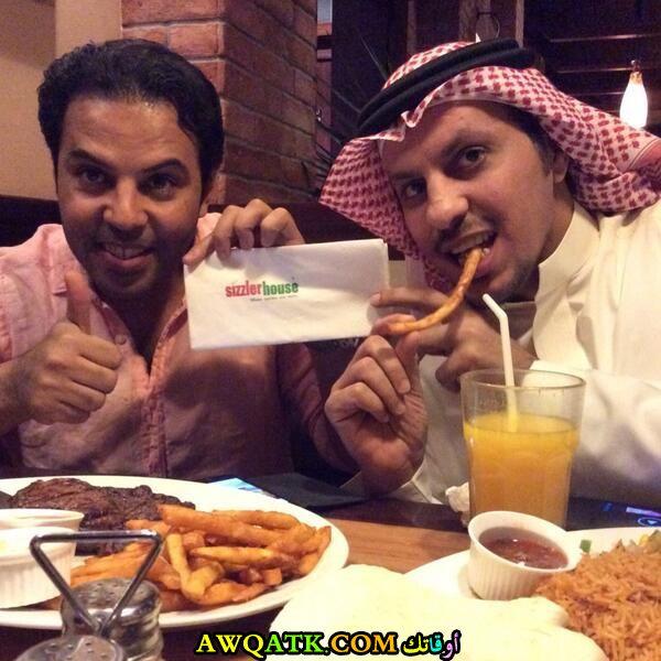 بوستر الفنان السعودي طلال السدر