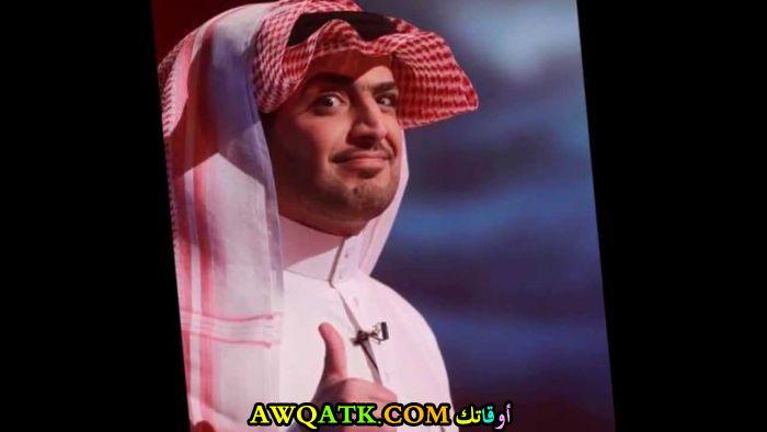 بوستر الفنان السعودي عبد العزيز عبد الرحمن