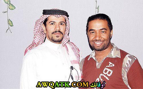 بوستر الفنان السعودي عبد الله الحسن