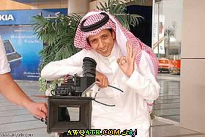 صورة جديدة للنجم السعودي عبد الله الزهراني