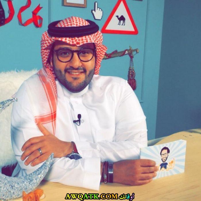 أحلى صورة للفنان الجميل عبد المجيد الكناني
