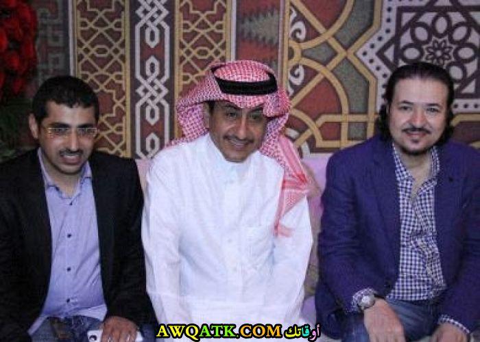 أحلى صورة للفنان الجميل عبد المحسن الشمري