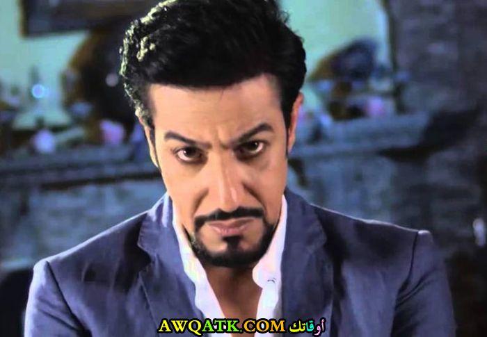 بوستر الفنان السعودي عبد المحسن النمر