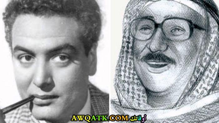 بوستر الفنان السعودي غازي علي