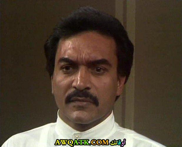 صورة قديمة للممثل فؤاد بخش