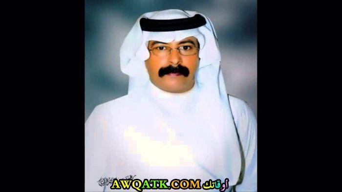 بوستر الفنان السعودي فنان الديرة