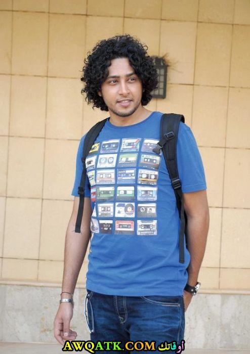 أحلى صورة للفنان الجميل فيصل العمري