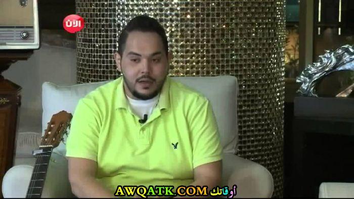 بوستر الفنان السعودي ماجد المدني
