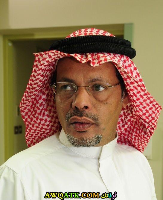 أحدث صورة للفنان السعودي محمد الزهراني