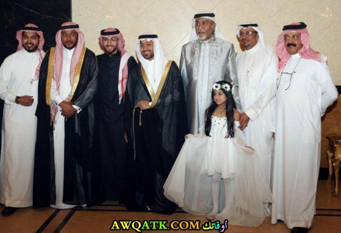أحدث صورة للفنان السعودي محمد بخش