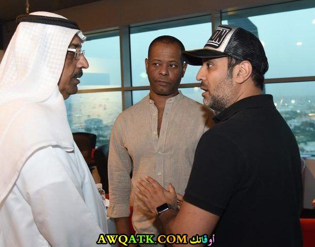بوستر الفنان السعودي محمد دحام الشمري