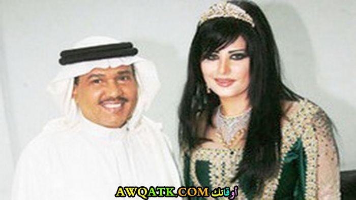 بوستر الفنان السعودي محمد عبده
