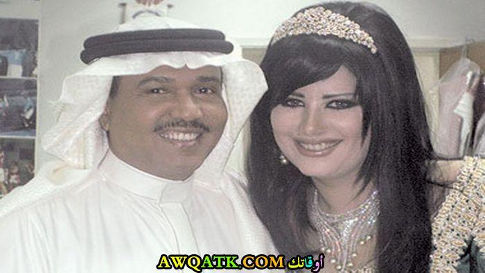 صورة جديدة للنجم السعودي محمد عبده