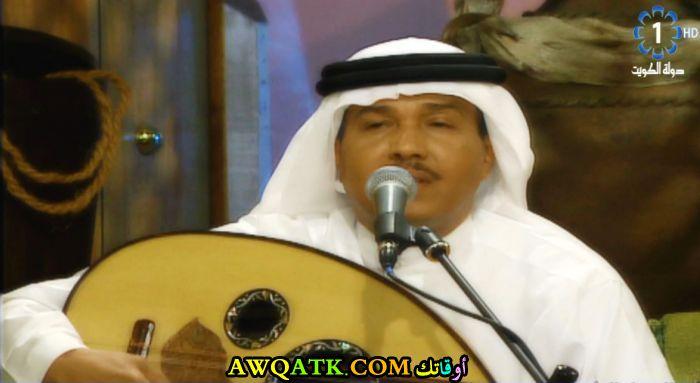 صورة قديمة للممثل محمد عبده