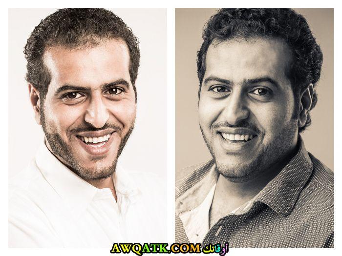 صورة مجمعة جميلة للفنان السعودي محمد مسفر القحطاني