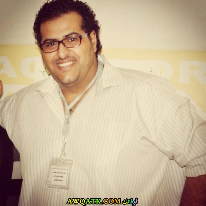بوستر الفنان السعودي محمد مسفر القحطاني
