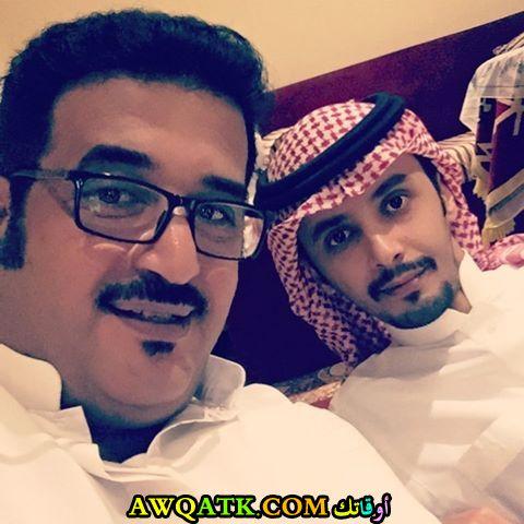صورة جديدة للنجم السعودي مشعل الدايل